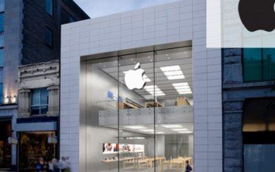 Boutique Apple rue Sainte-Catherine