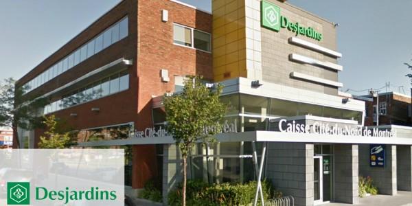Caisse Desjardins – Cité-du-Nord
