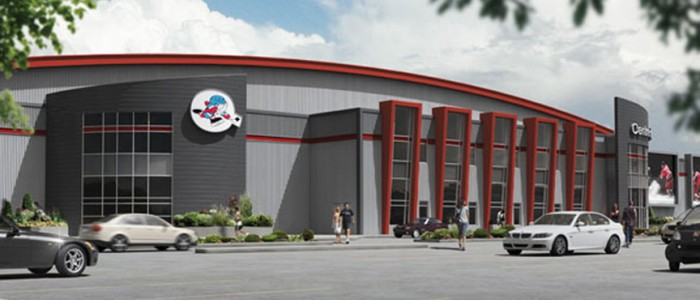 Centre d'excellence Sports Rousseau de Boisbriand